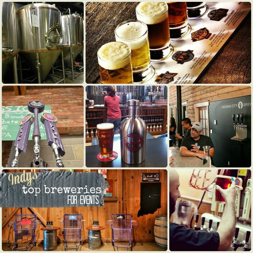 Top Indianapolis Breweries For Events: Brewtastic Best