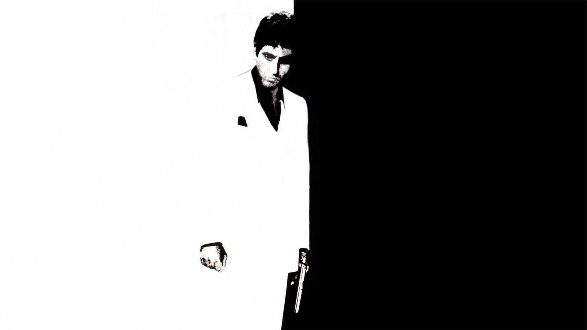 Al Pacino On Scarface Wallpaper Hd Celebrity By Free Hd In