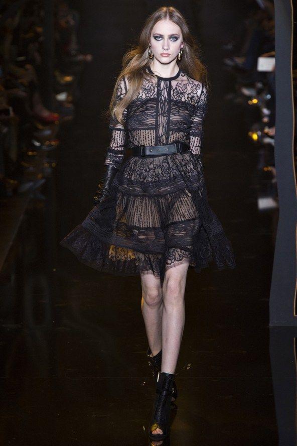 Elie Saab - floral/lace