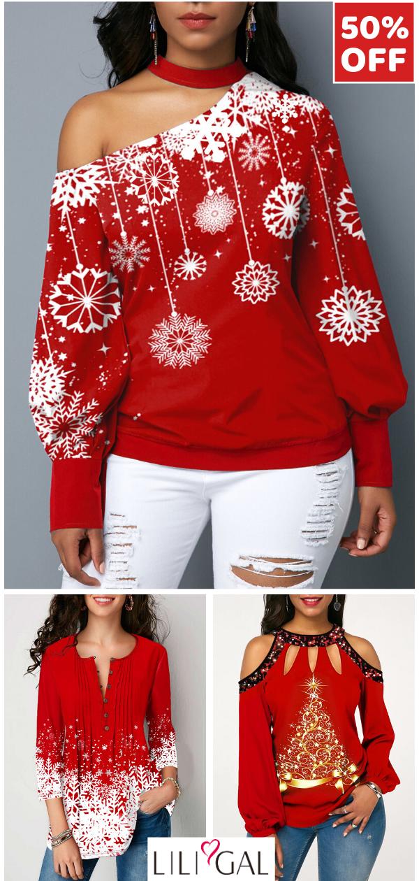 2019 Christmas Wardrobe #kleidersale