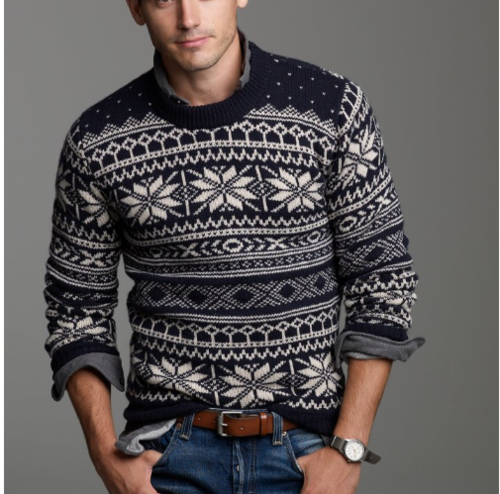 Nordic Sweater Maybe Dad And I Can Find Some If These At The Thrift Shop Sweater Fashion Mens Outfits Dapper Men