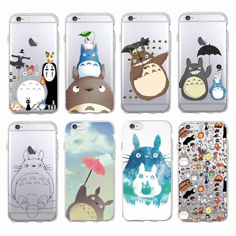 coque totoro iphone 7 plus