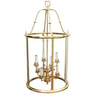 Nulco Lighting Br Ceiling Lantern Dining Room