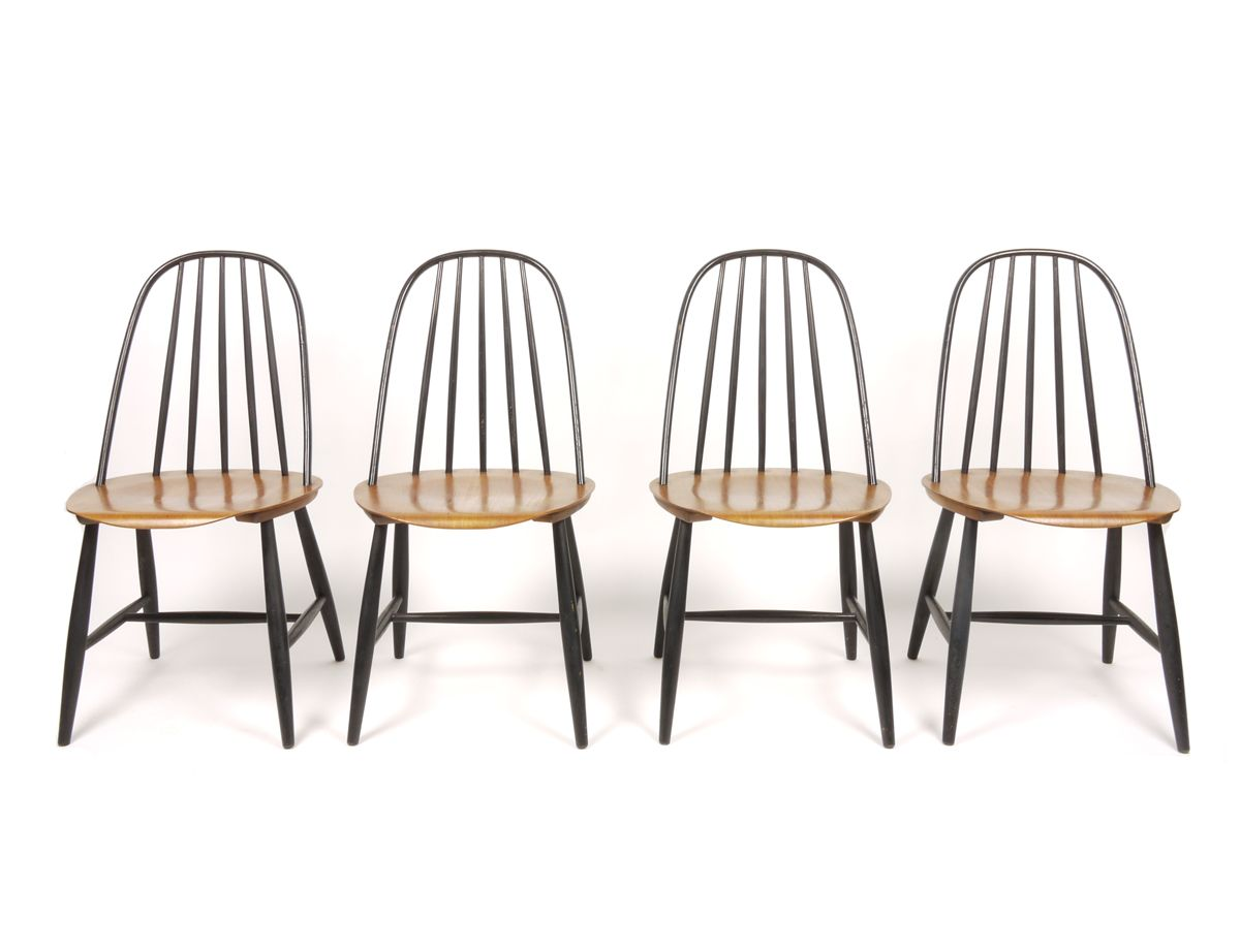 4 Chaises Suedoises Haga Fors International Decoration Pinterest