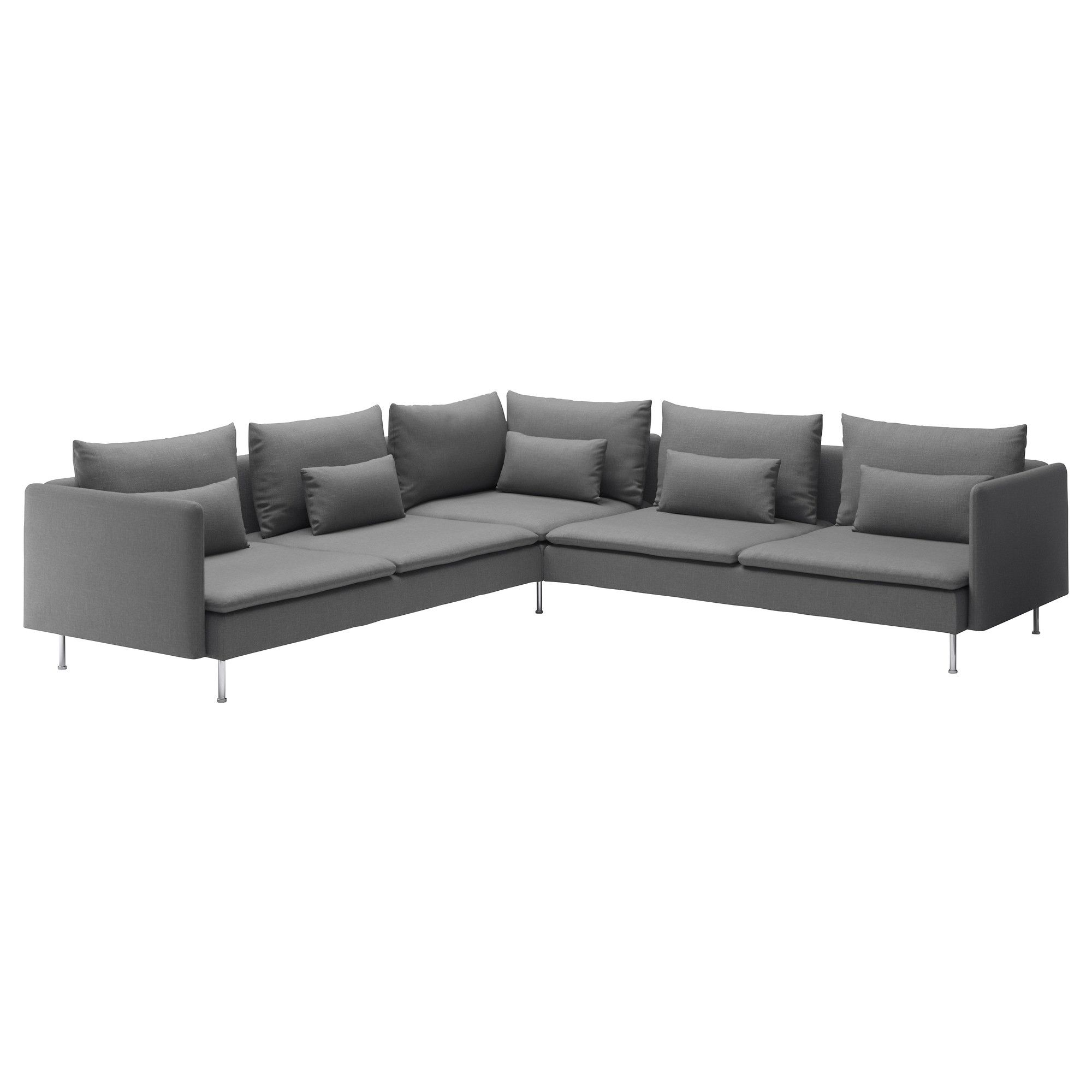 sectional option this is a softer gray that would work well with