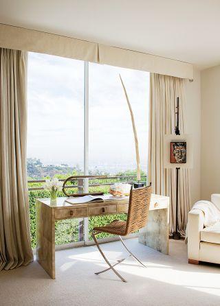 Contemporary Bedroom by Daniel Romualdez via @Architectural Digest #designfile