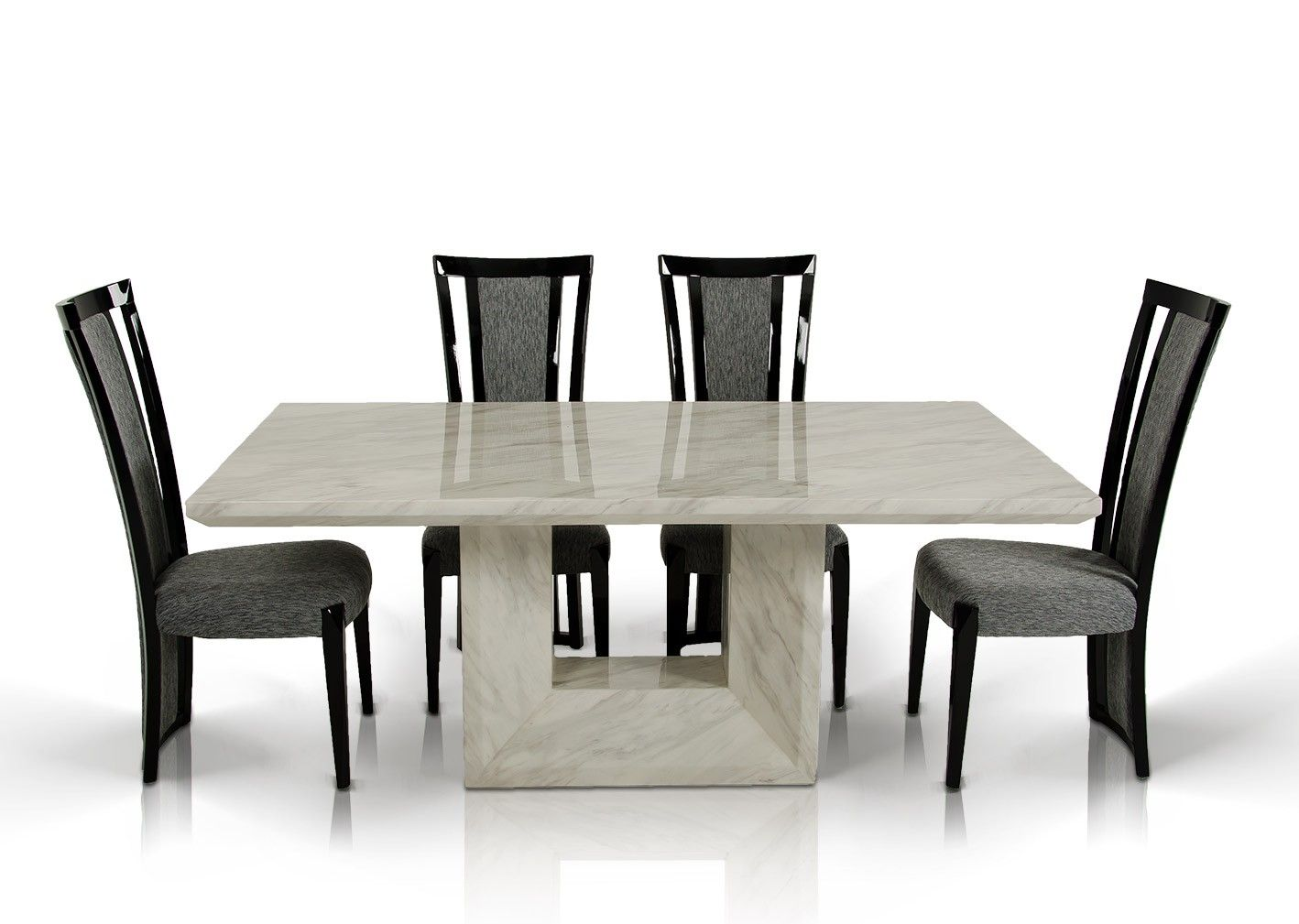 Mozart Modern Marble Dining Table Dining Table Marble Modern Marble Dining Tables Modern Dining Furniture