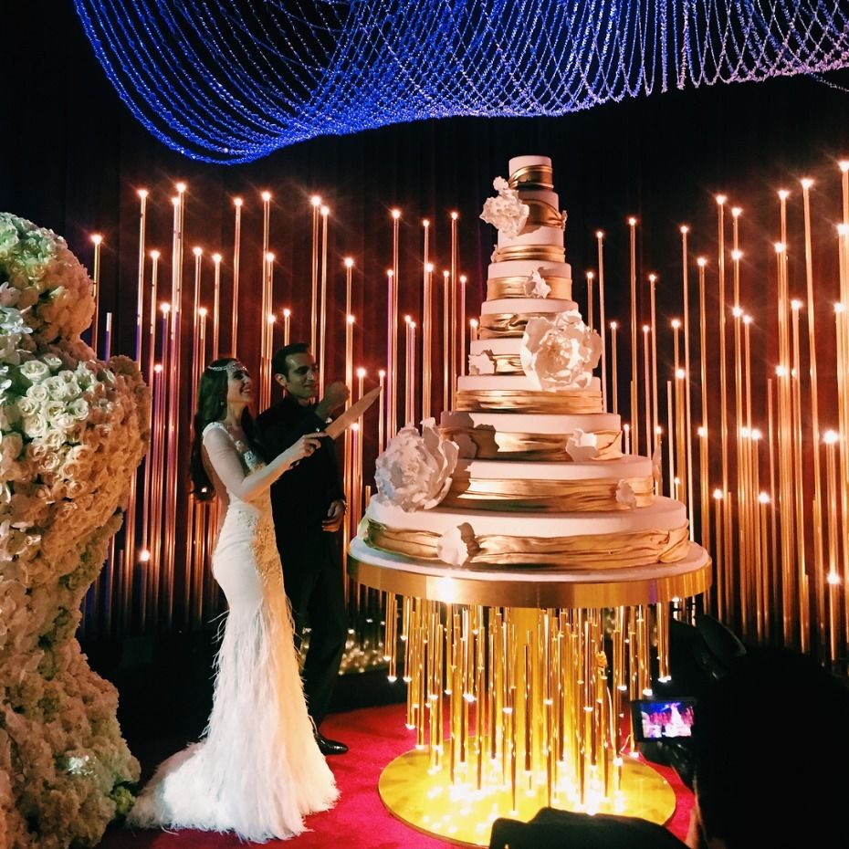 When To Put Wedding Expenses On A Credit Card Wedding Expenses Million Dollar Wedding Wedding