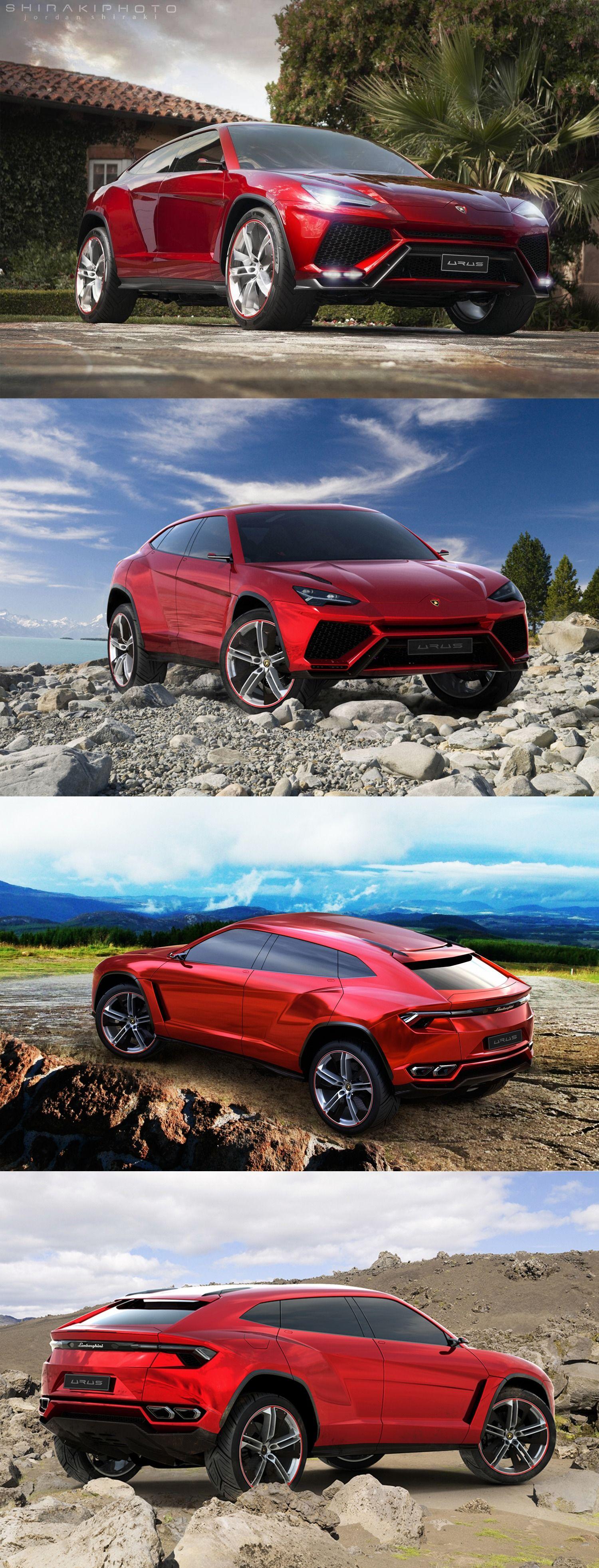 Lamborghini Urus SUV to Receive Plug-in Hybrid Powertrain