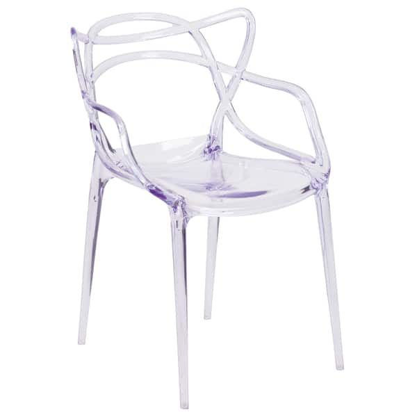Nesting Series Transparent Stacking Dining Chair | Overstock.com Shopping    The Best Deals On