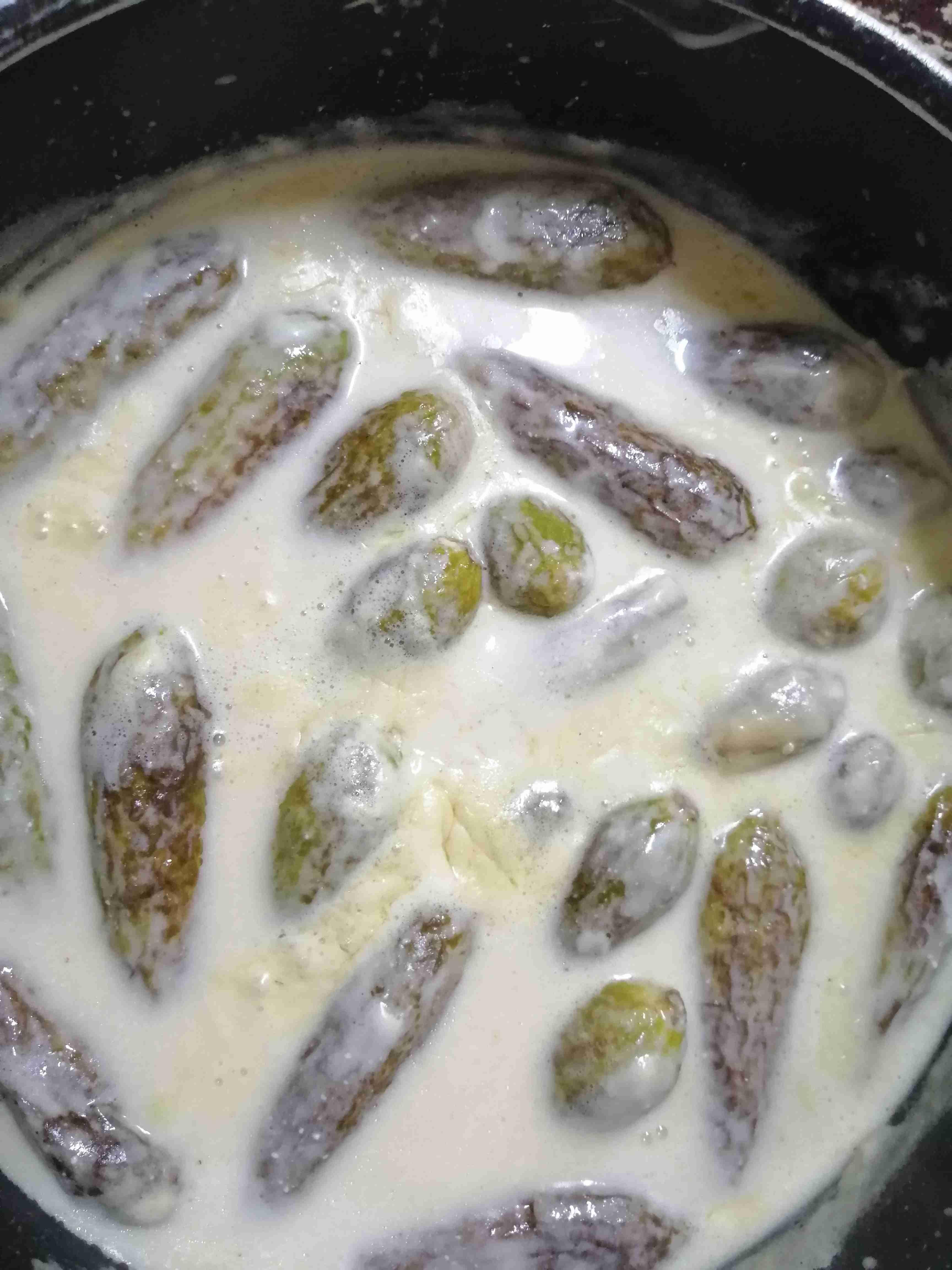 مخشي الكوسا باللبن زاكي Recipe Cooking Recipes Food Cooking