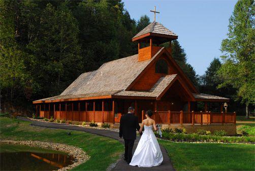 Gatlinburg S Little Log Wedding Chapel 945 Glades Road