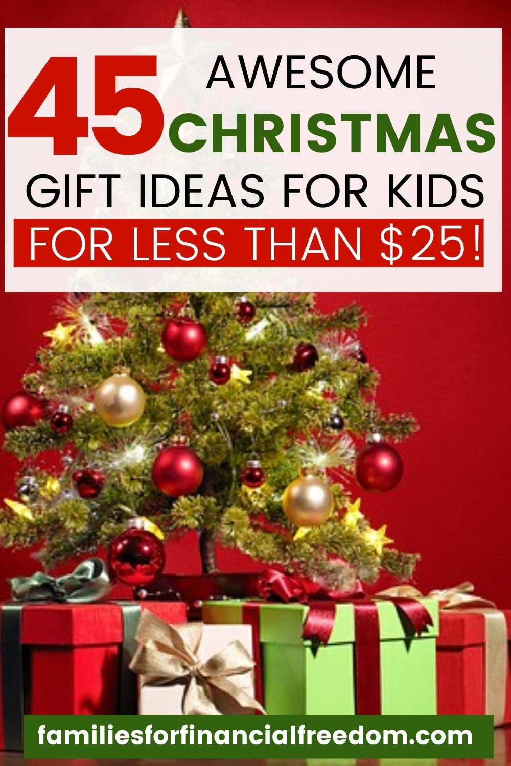 45 Awesome Christmas Gifts For Kids For Less Than 25 In 2020 Christmas Gifts For Kids Cheap Kids Christmas Gifts Budget Christmas Gifts