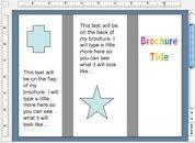 Brochure -- Tri-Fold