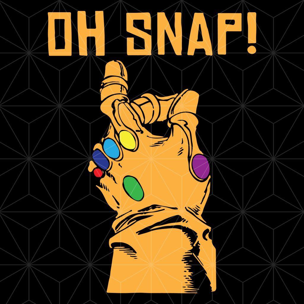 Download Oh Snap! svg, Avengers Endgame Svg bundle, thanos avengers ...