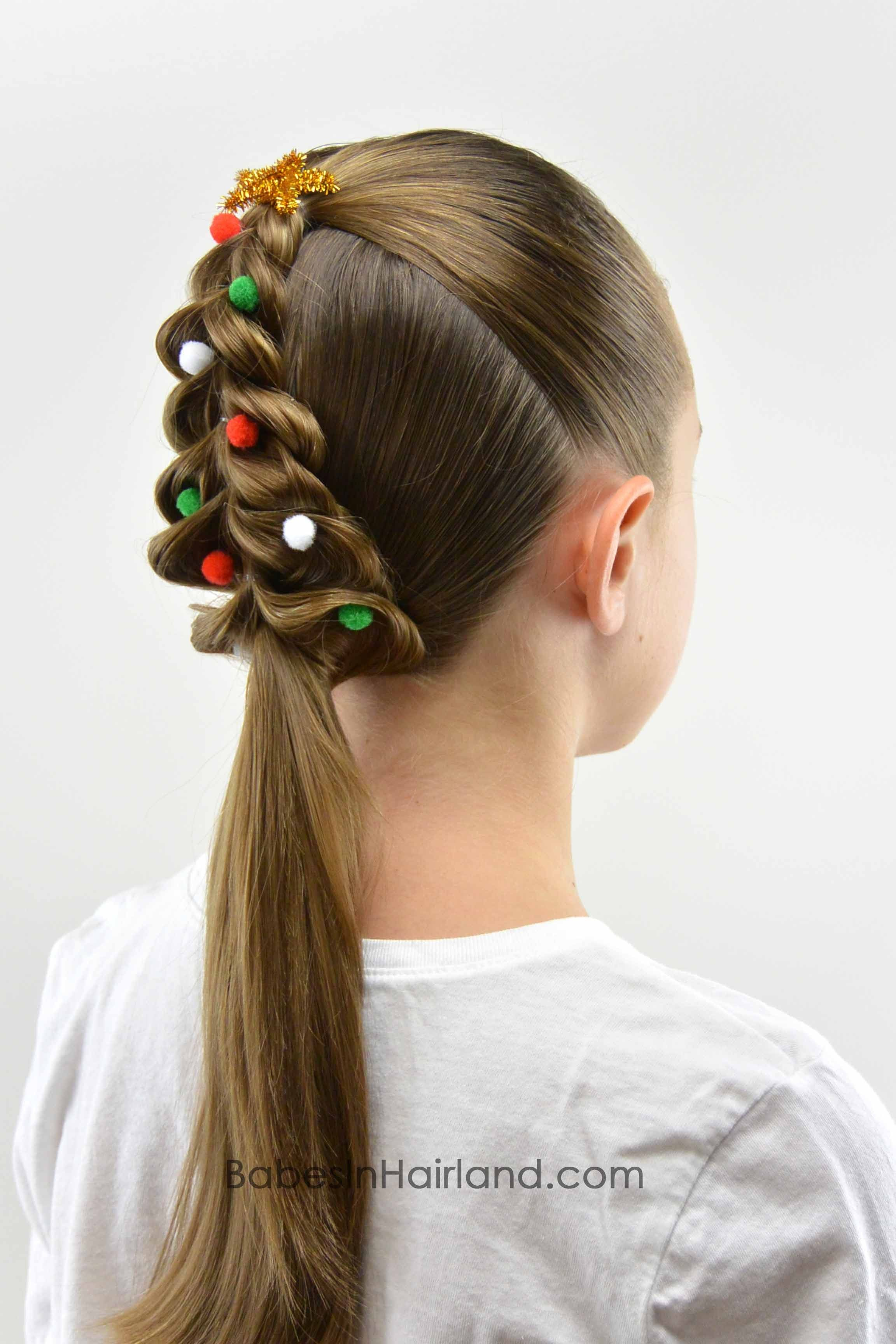 Pin On Hair Christmas Hairstyles
