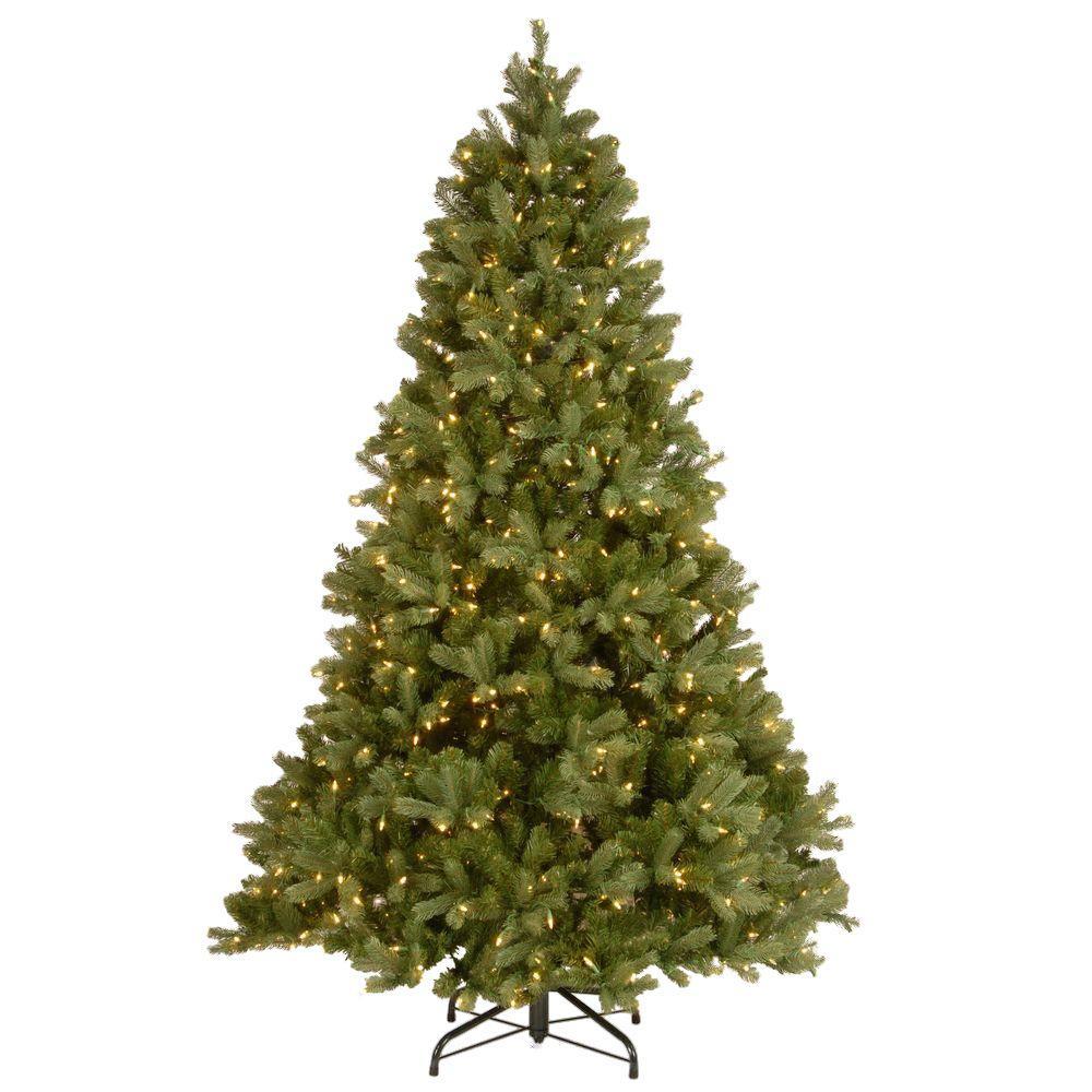 National Tree Company 6 Ft Downswept Douglas Fir Artificial Christmas Tree W Douglas Fir Christmas Tree Pre Lit Christmas Tree Best Artificial Christmas Trees