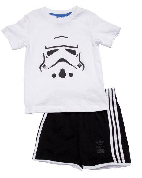 Adidas - Star Wars Stormtrooper Set Adidas 9d5095a06ac1
