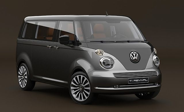 Surf Cars Is This The New Volkswagen Microbus