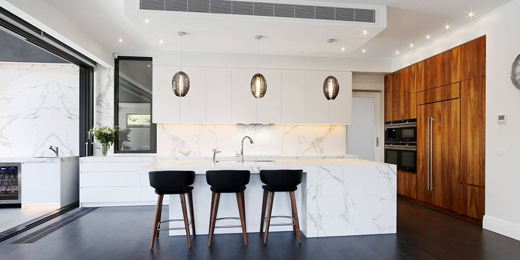 Perfection is the word that best describes this stunning kitchen ...