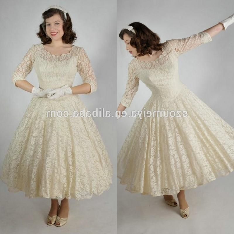 Compare Prices on 1950s Wedding Dresses- Online Shopping/Buy Low ...