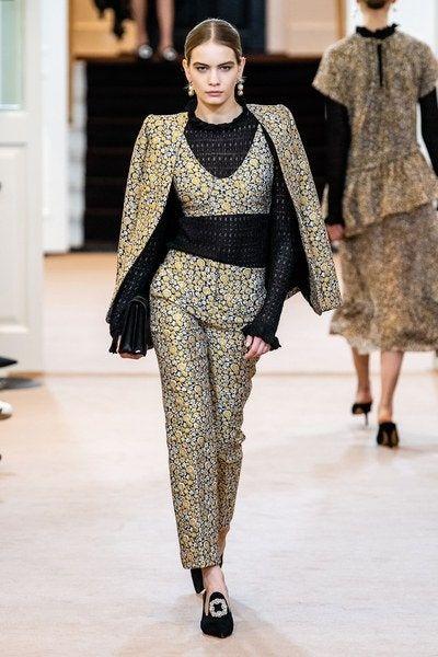 Photo of Av Malene Birger Copenhagen Fall Fashion Fashion Show