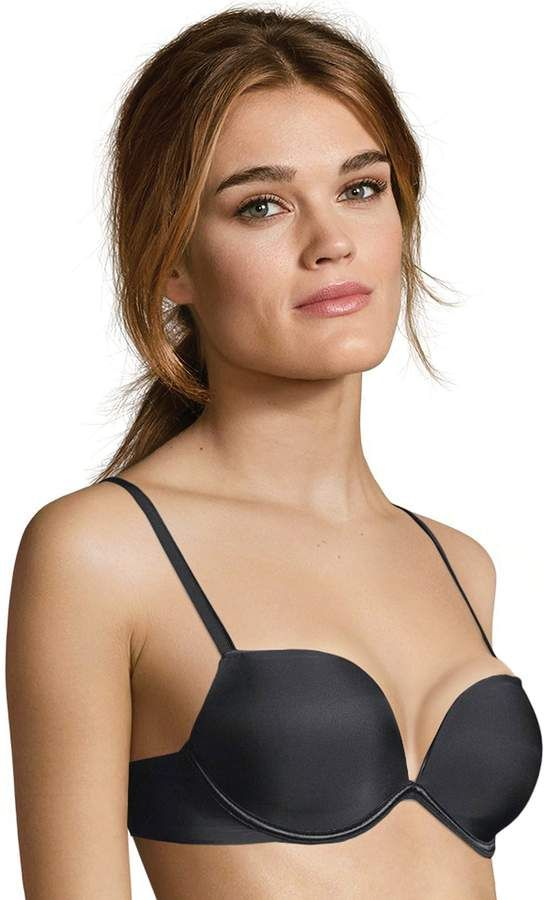 fc0febdd907e5 Wonderbra Women s Ultimate Full Effect Push Up Underwire Bra WB8144