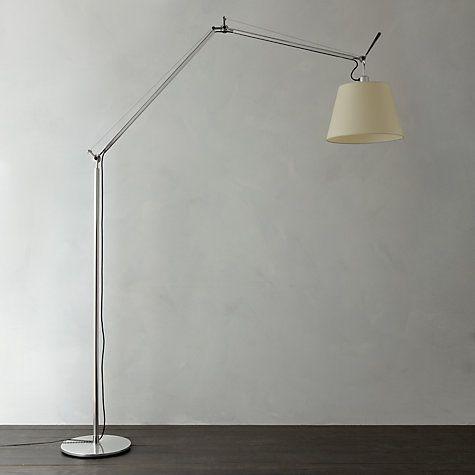Artemide Tolomeo Mega Terra Floor Lamp Lamp Floor Lamp Artemide Tolomeo