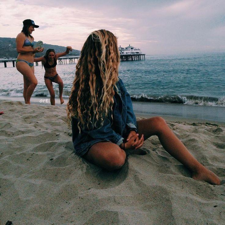 Пляжные фото обработка