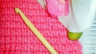 Tunisian Crochet Simple Stitch Tutorial