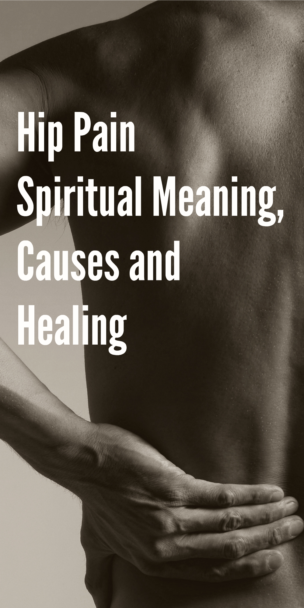 Hip Pain - Spiritual Meaning, Causes and Healing | MEDITATION/REIKI