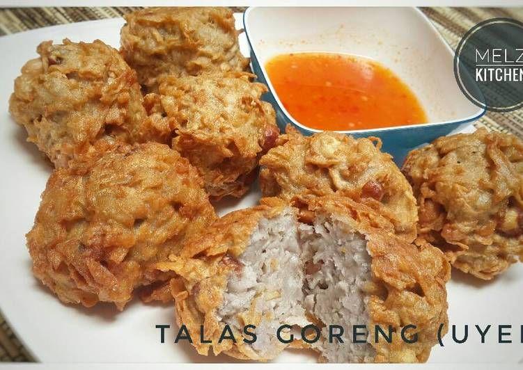 Resep Talas Goreng Uyen Oleh Melz Kitchen Resep Memasak Makanan Enak Makanan Dan Minuman