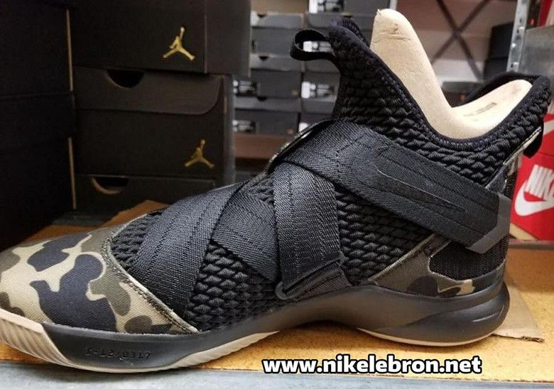The Nike LeBron Soldier 12 Has Been Revealed  1819a5625