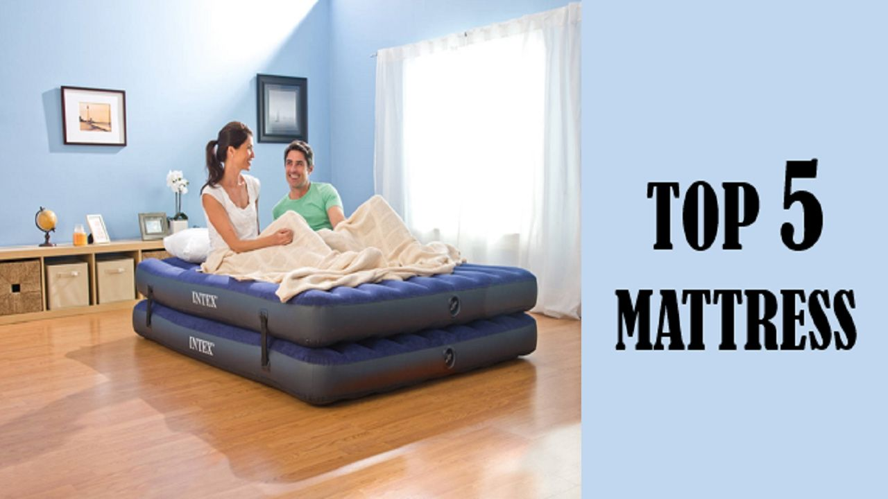 Top 5 Mattress In 2017 | Top 5 Mattress Reviews | Top Rated Mattress