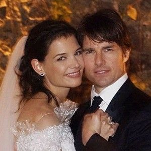 The 10 Commandments of Being Married to Tom Cruise:  1. Thou Shalt Stoop to Conquer. Or at Least Give Him a Stepladder.
