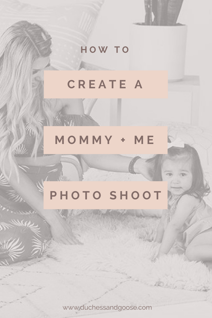 Stop Wishing You Had More Photos With Your Kids and Schedule A Mommy