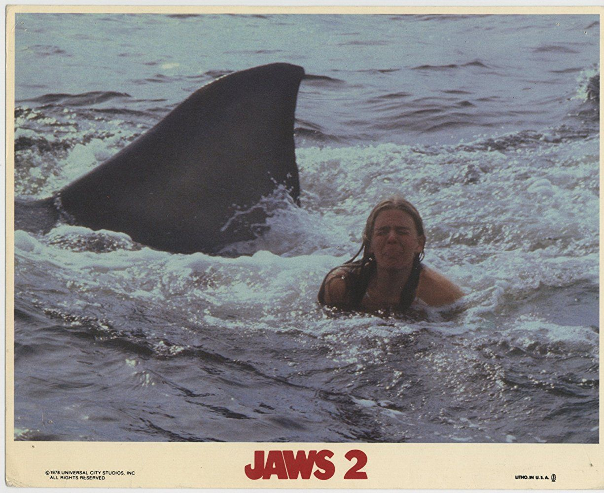 Cindy Grover In Jaws 2 1978 Jaws 2 Jaws Movie Jaws Film