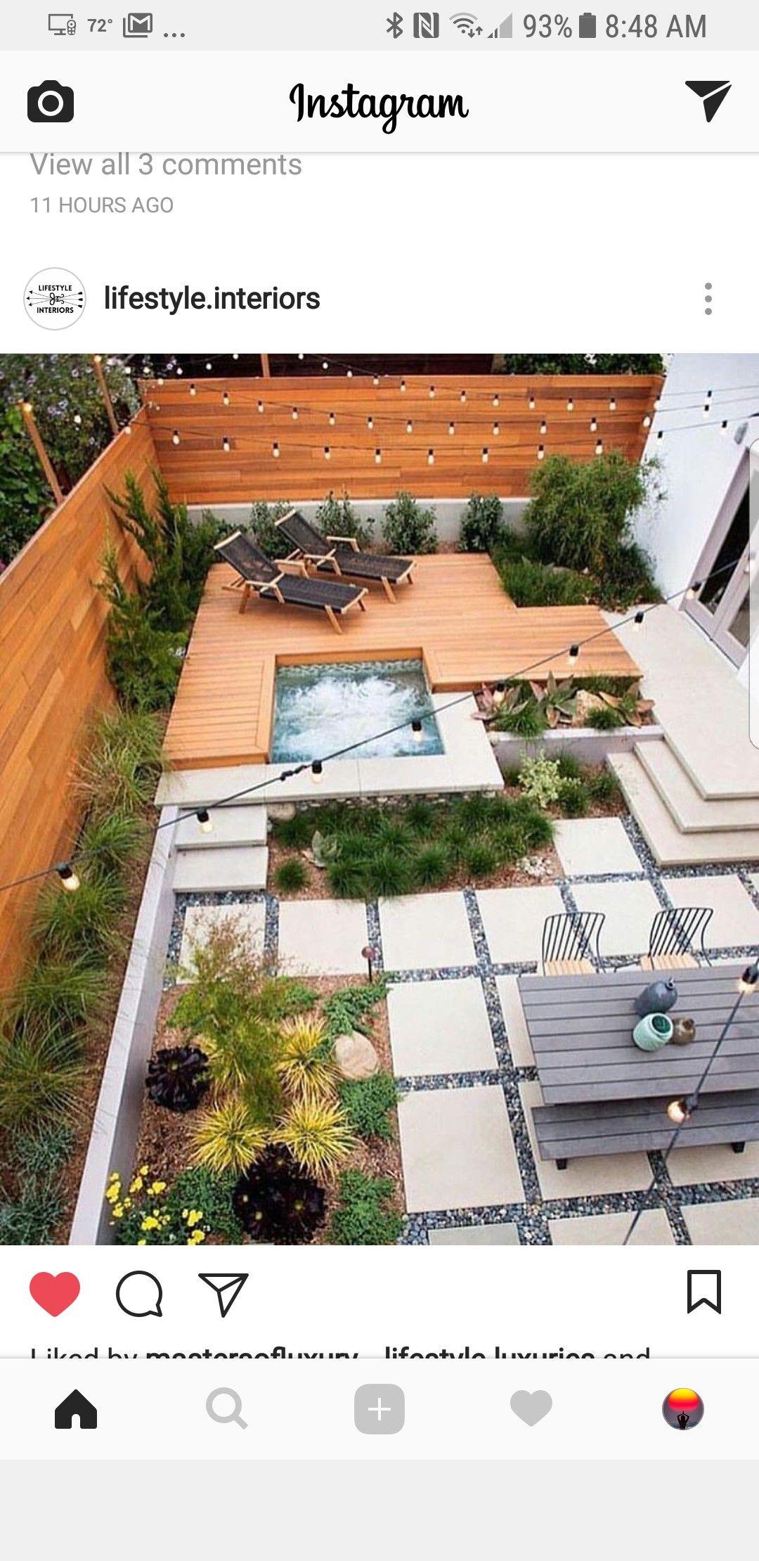 Pin by ron zerafa on new house pinterest backyard backyard