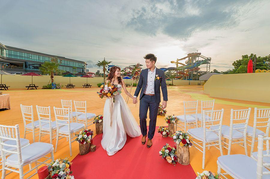 Get Wild Wed At Wet A Unique Singapore Wedding Venue
