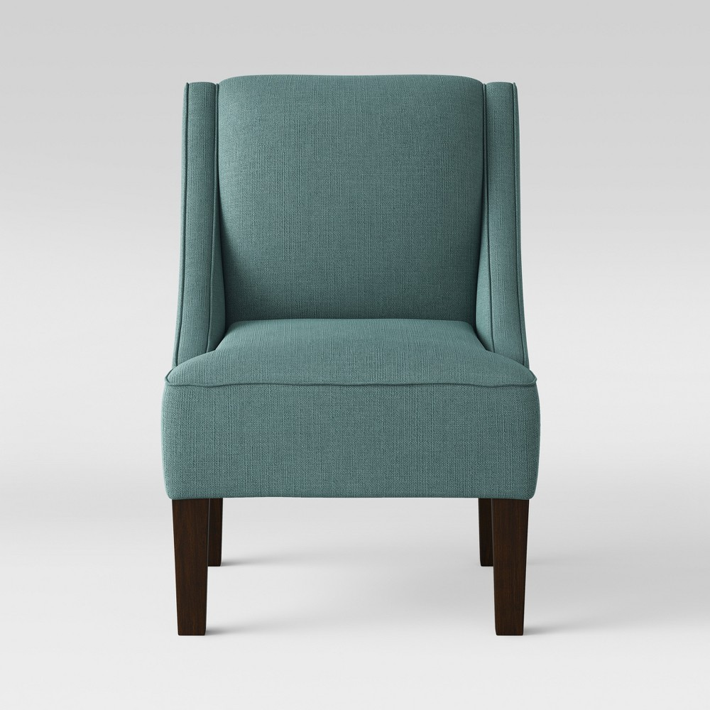 Best Accent Chairs Teal Threshold Blue Accent Chairs 400 x 300