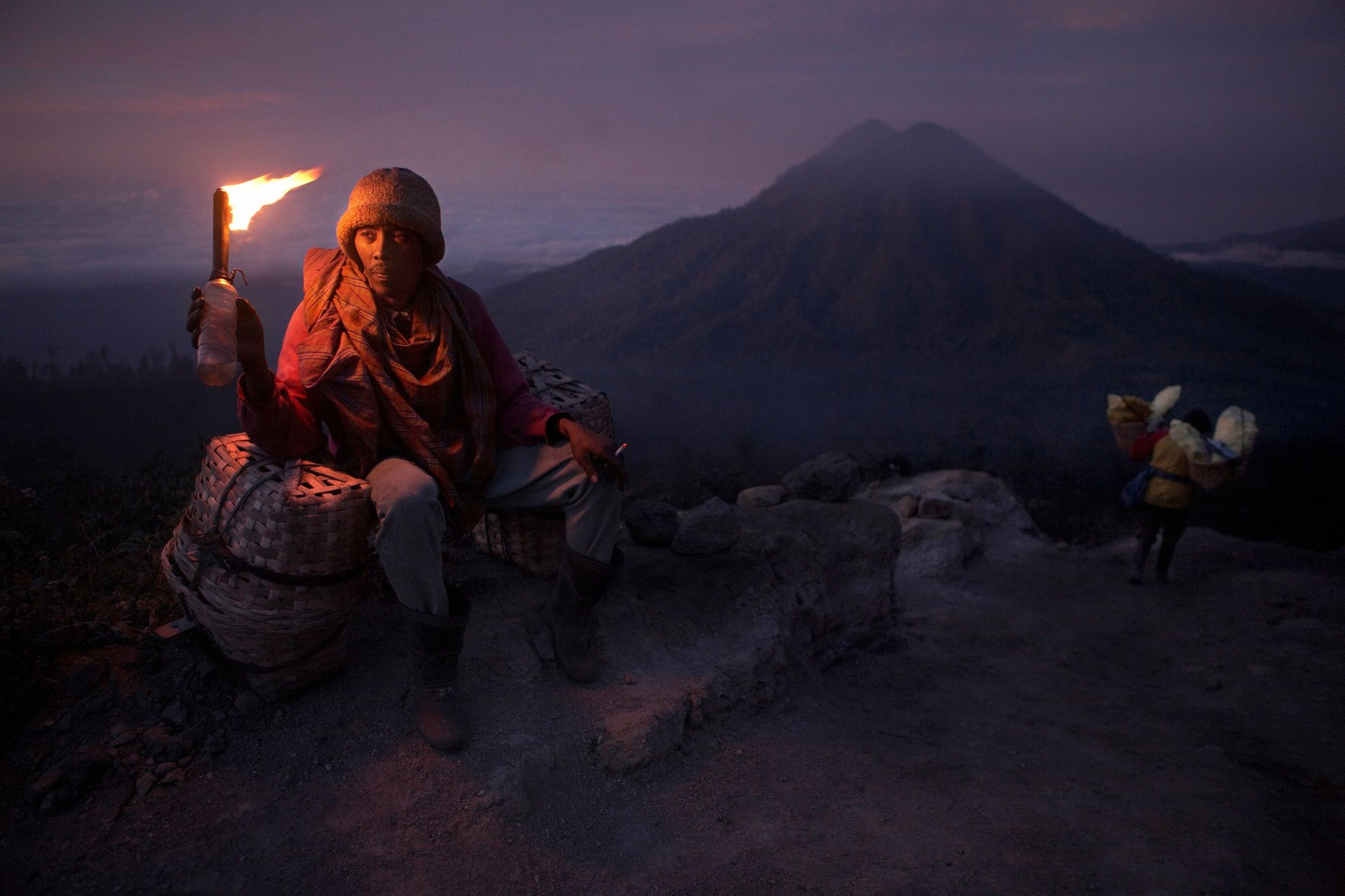 Kawah Ijen: Making Friends at the Inferno · Maptia