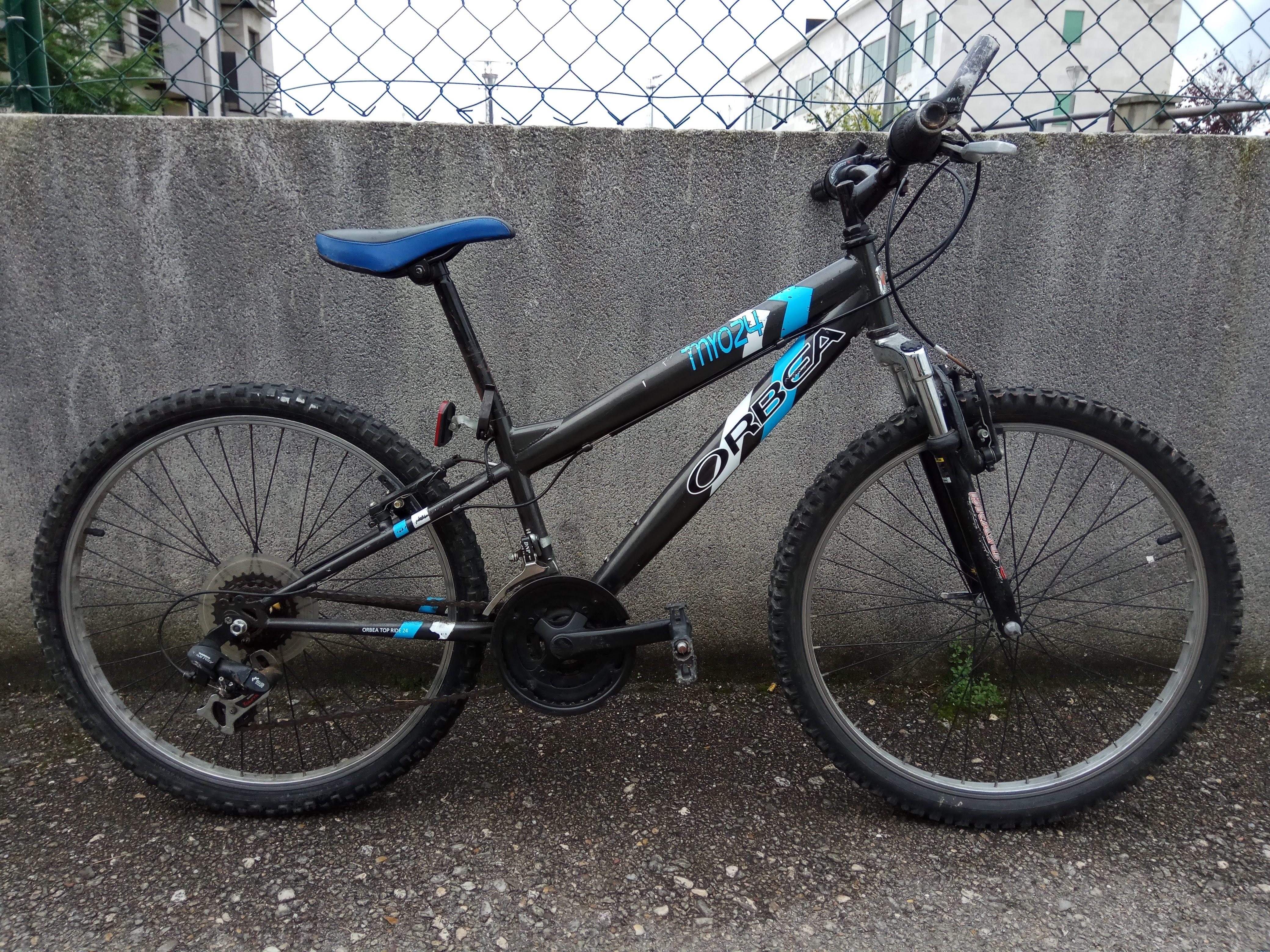 Orbea Myo24 para Reparar 70€ Vendo bicicleta de montaña Orbea modelo ...