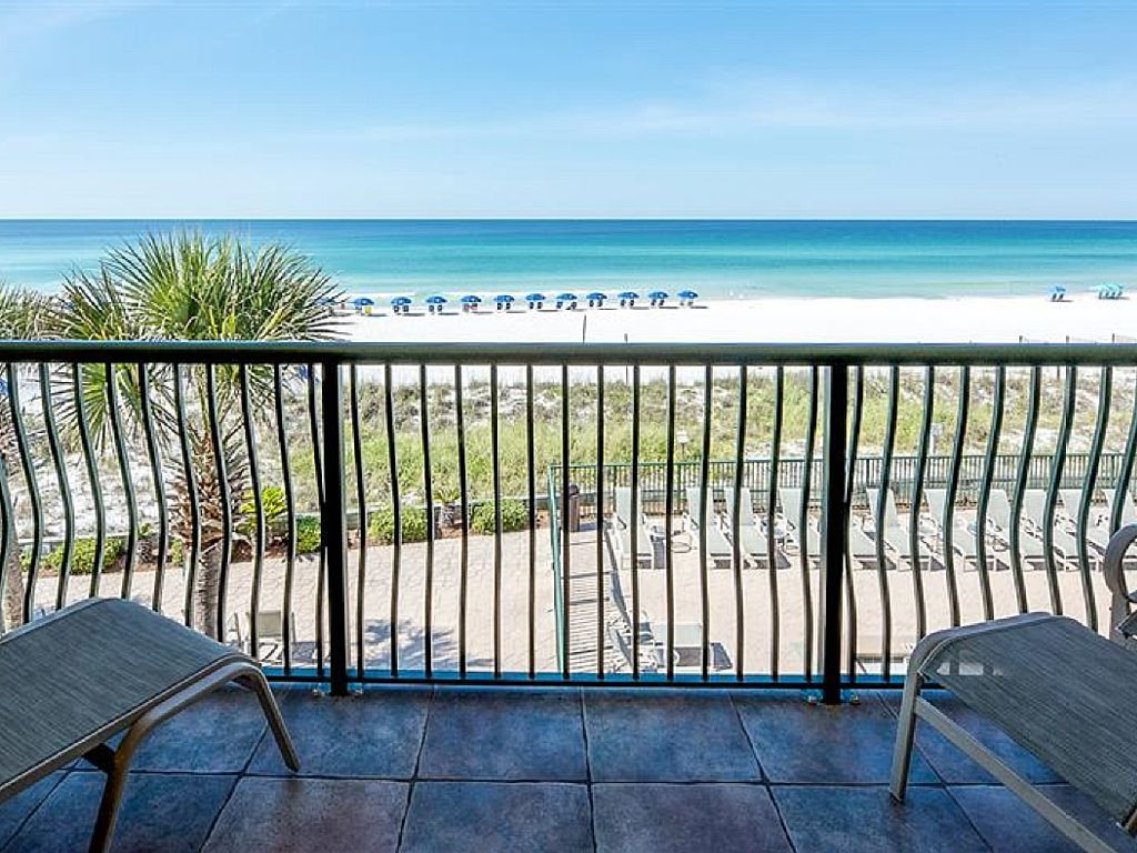 VRBO.com #7022518ha - Exceptional Beach Front Condo, Quiet, Low Rise Complex W/Pool