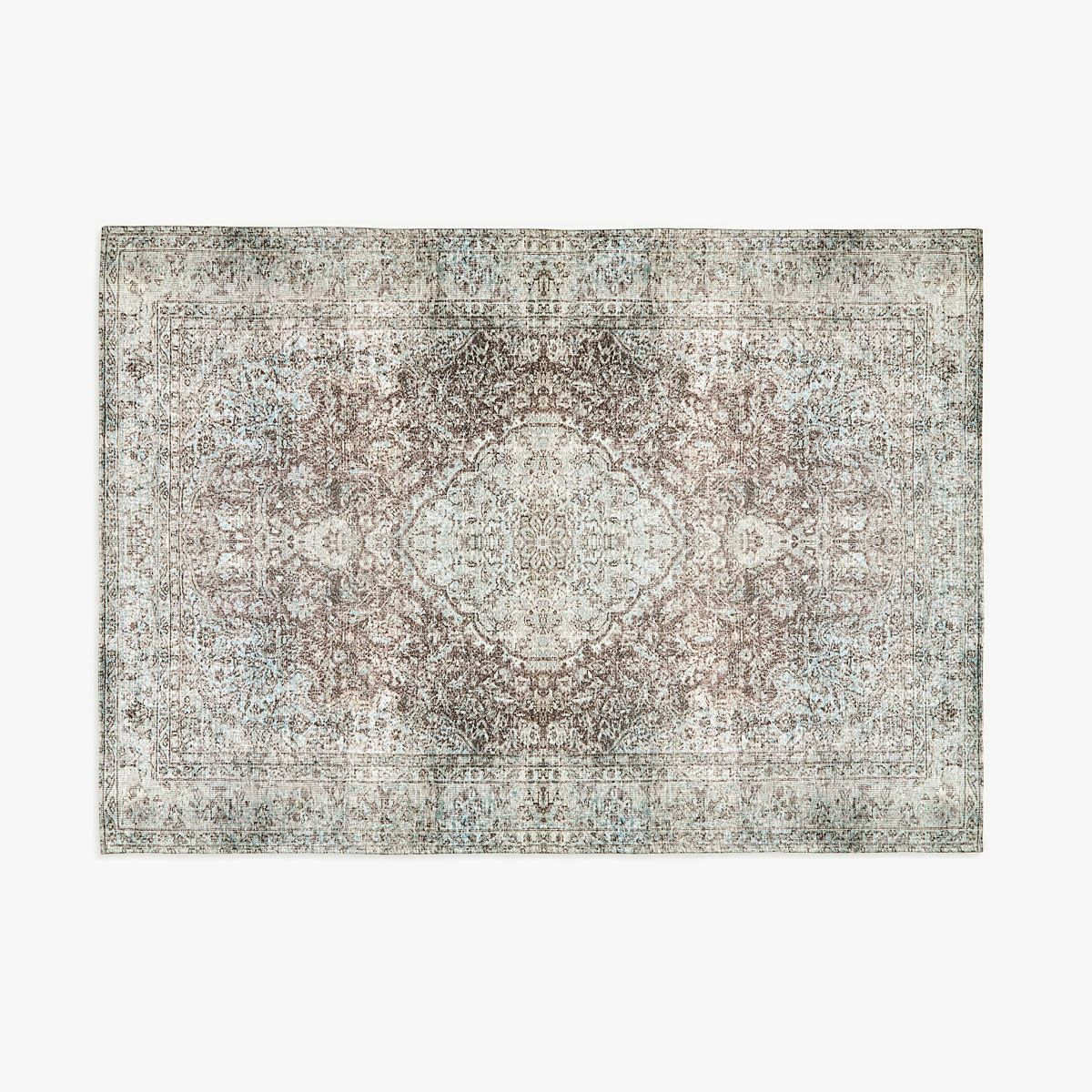 Image 1 Of The Product Ombre Rug Zara Home Zara Home Rugs