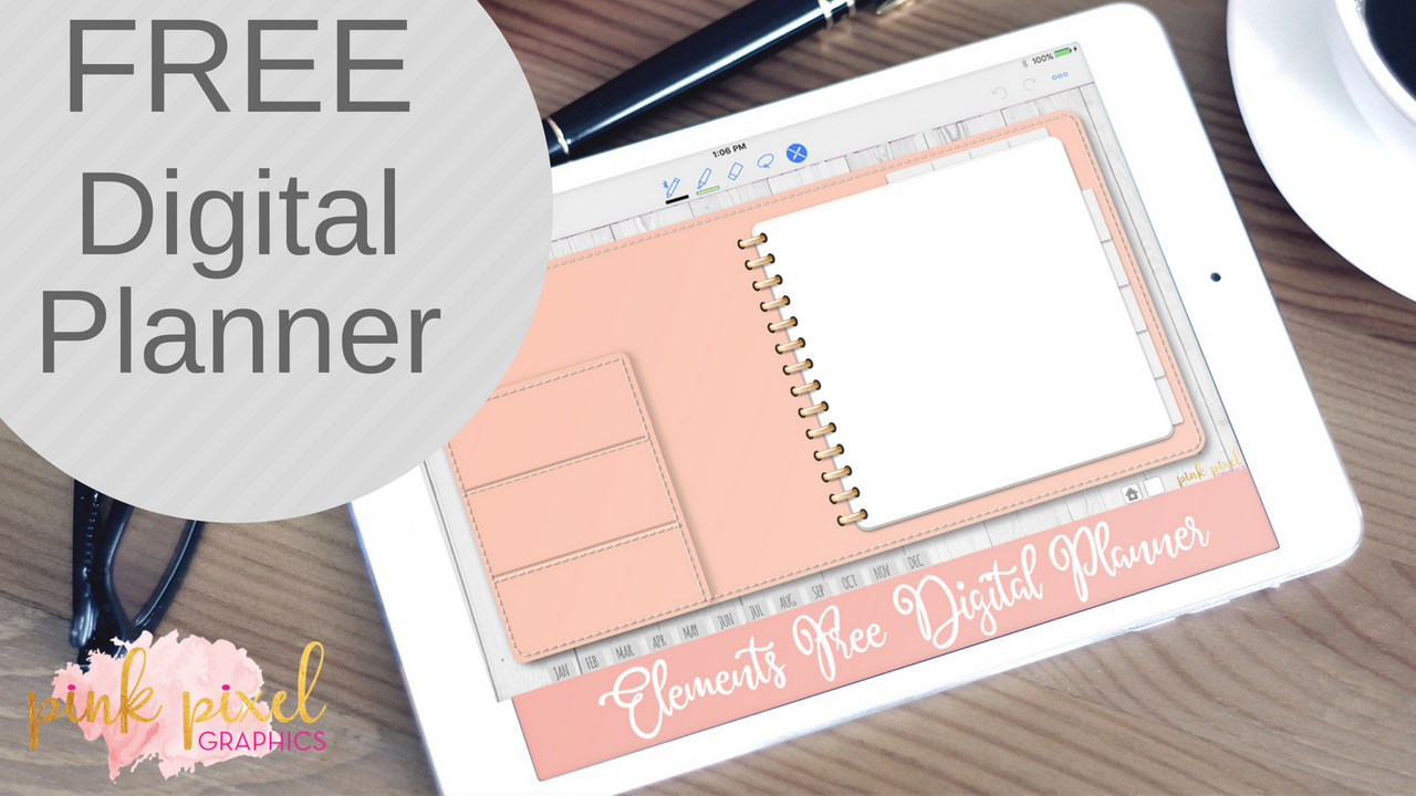 Free Digital Planner - Goodnotes, Xodo more   Planner   Free