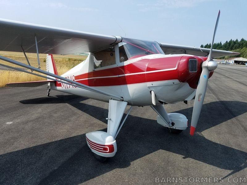 BARNSTORMERS COM | Luscombe Silvaire | Plane, Aviation, Airplane