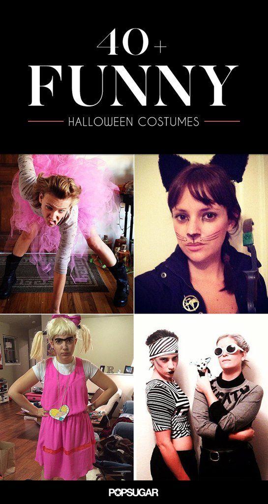 43 Fabulously Funny Halloween Costumes For Women Seasonal/Holidays - ridiculous halloween costume ideas