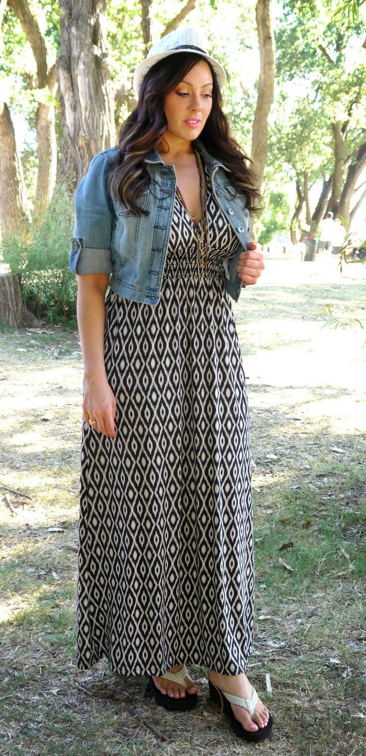 Maxi dresses are great if they are petite! I might need a ...