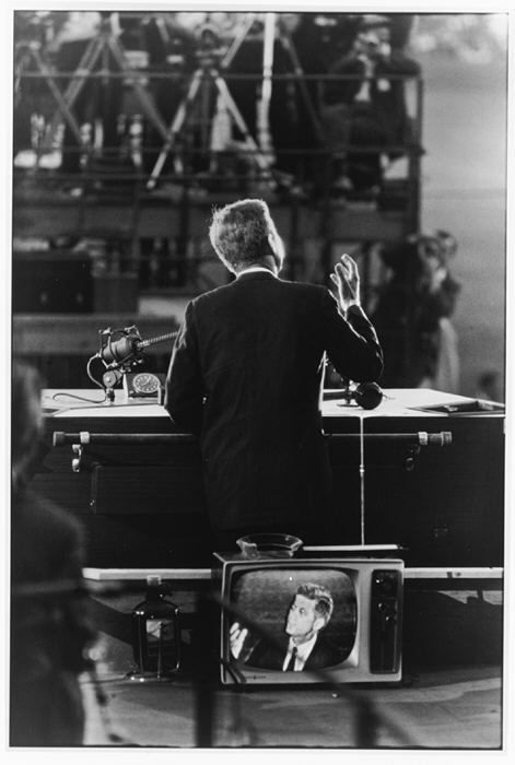 Garry Winogrand  John F. Kennedy, Democratic National Convention, Los Angeles, 1960