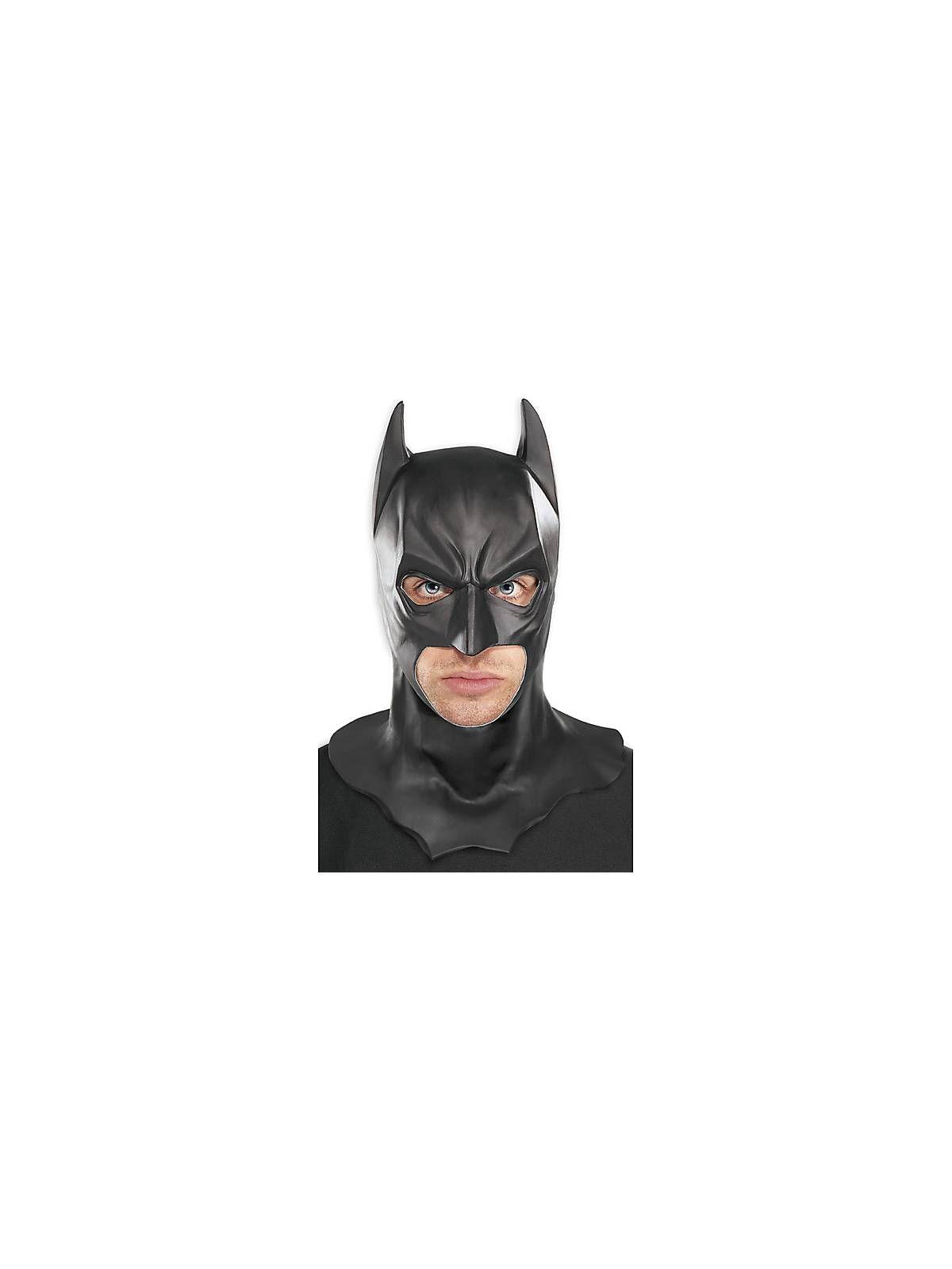Batman Mask Superhero Costume Accessory Adult DC Comics Halloween